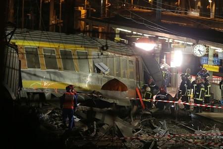 リヨン駅列車衝突事故